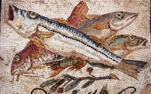 Mosaico peces